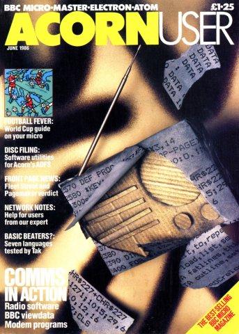 Acorn User 047 (June 1986)