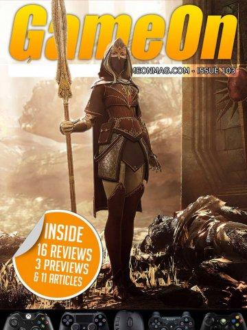 GameOn 103 (May 2018)