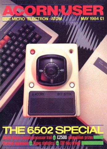 Acorn User 022 (May 1984)