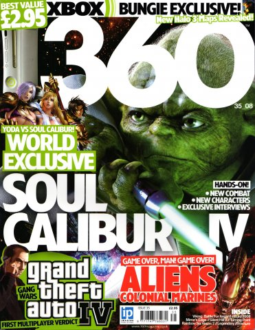 360 Issue 035 (April 2008)