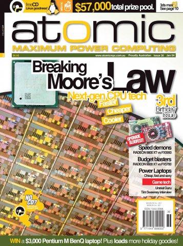 Atomic 036 (January 2004)