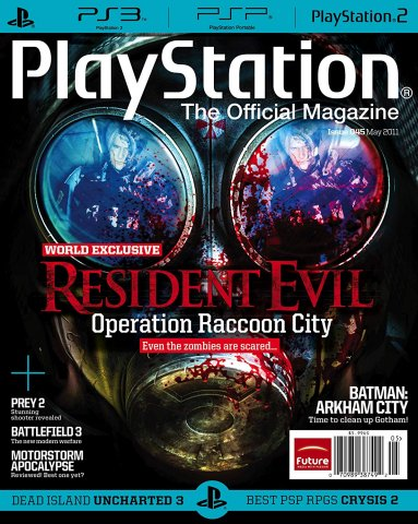 Playstation The Official Magazine (USA) Issue 045 (May 2011)