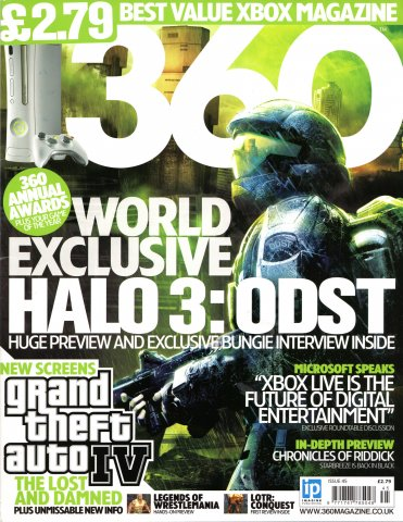 360 Issue 045 (January 2009)
