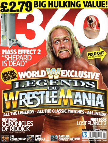 360 Issue 048 (April 2009)