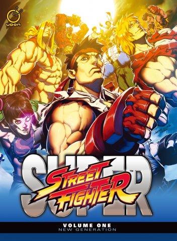 Super Street Fighter Vol.1 - New Generation (January 2013)
