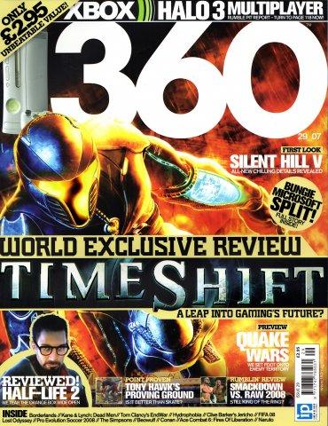 360 Issue 029 (November 2007)