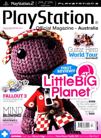 PlayStation Official Magazine Issue 024 (Xmas 2008)