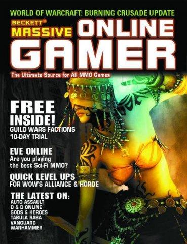 Beckett Massive Online Gamer (November / December 2006)