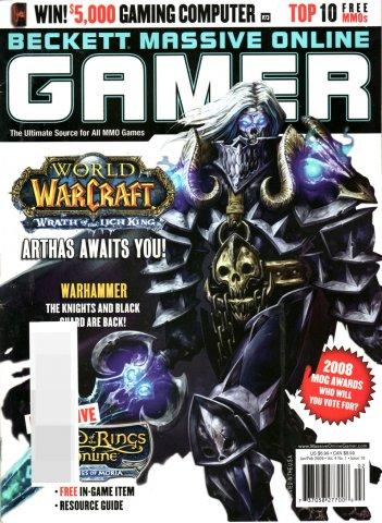 Beckett Massive Online Gamer (January / February 2009)