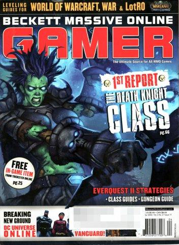 Beckett Massive Online Gamer (April 2009)