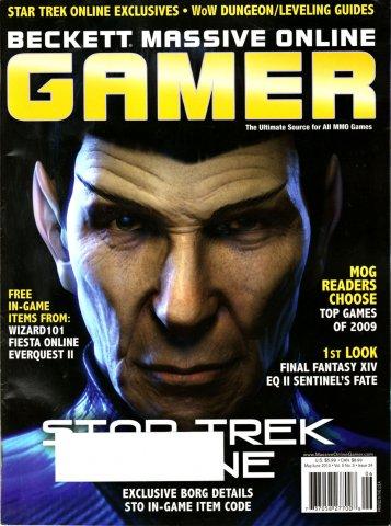 Beckett Massive Online Gamer (May / June 2010)