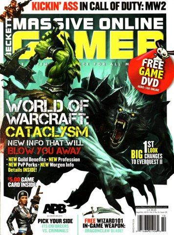 Beckett Massive Online Gamer (September / October 2010)