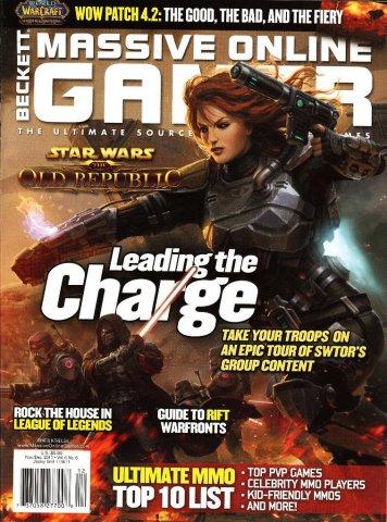 Beckett Massive Online Gamer (November / December 2011)