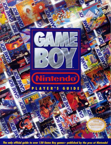 Game Boy Nintendo Player's Guide