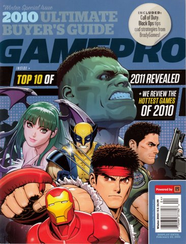 GamePro 2010 Ultimate Buyer's Guide (Winter)