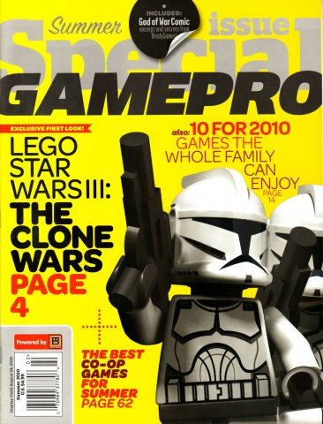 GamePro Special Summer Issue 2010