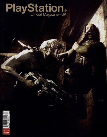 Playstation Official Magazine UK 002 (February 2006)