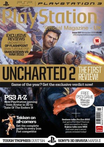 Playstation Official Magazine UK 037 (November 2009)