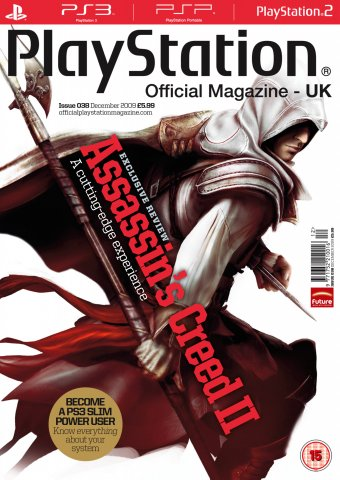 Playstation Official Magazine UK 038 (December 2009)