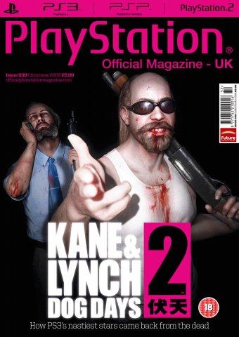 Playstation Official Magazine UK 039 (Xmas 2009)