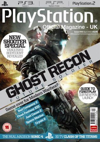 Playstation Official Magazine UK 043 (April 2010)