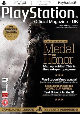 Playstation Official Magazine UK 044 (May 2010)