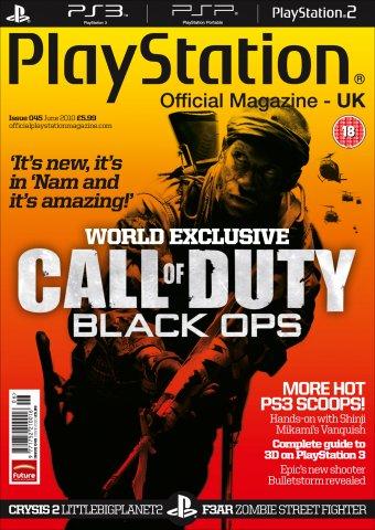 Playstation Official Magazine UK 045 (June 2010)