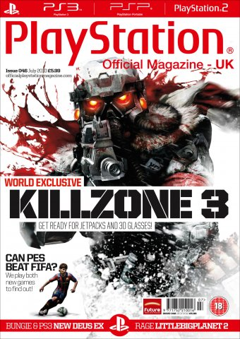 Playstation Official Magazine UK 046 (July 2010)