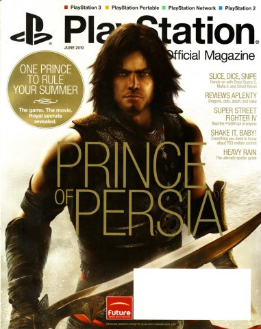 Playstation The Official Magazine (USA) Issue 033 (June 2010)