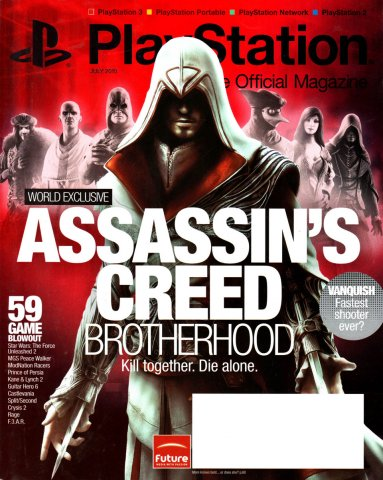 Playstation The Official Magazine (USA) Issue 034 (July 2010)