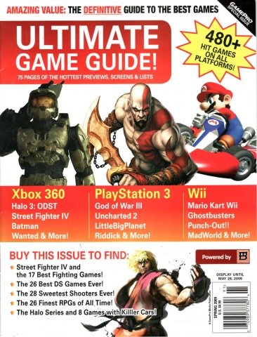 Ultimate Game Guide (Spring 2009)