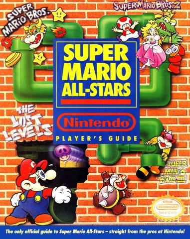 Super Mario All Stars Nintendo Player's Guide