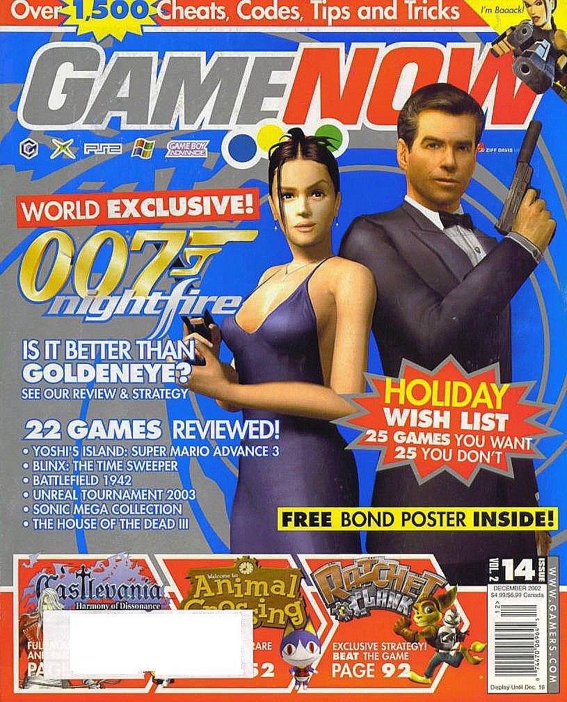 GameNow Issue 014 December 2002
