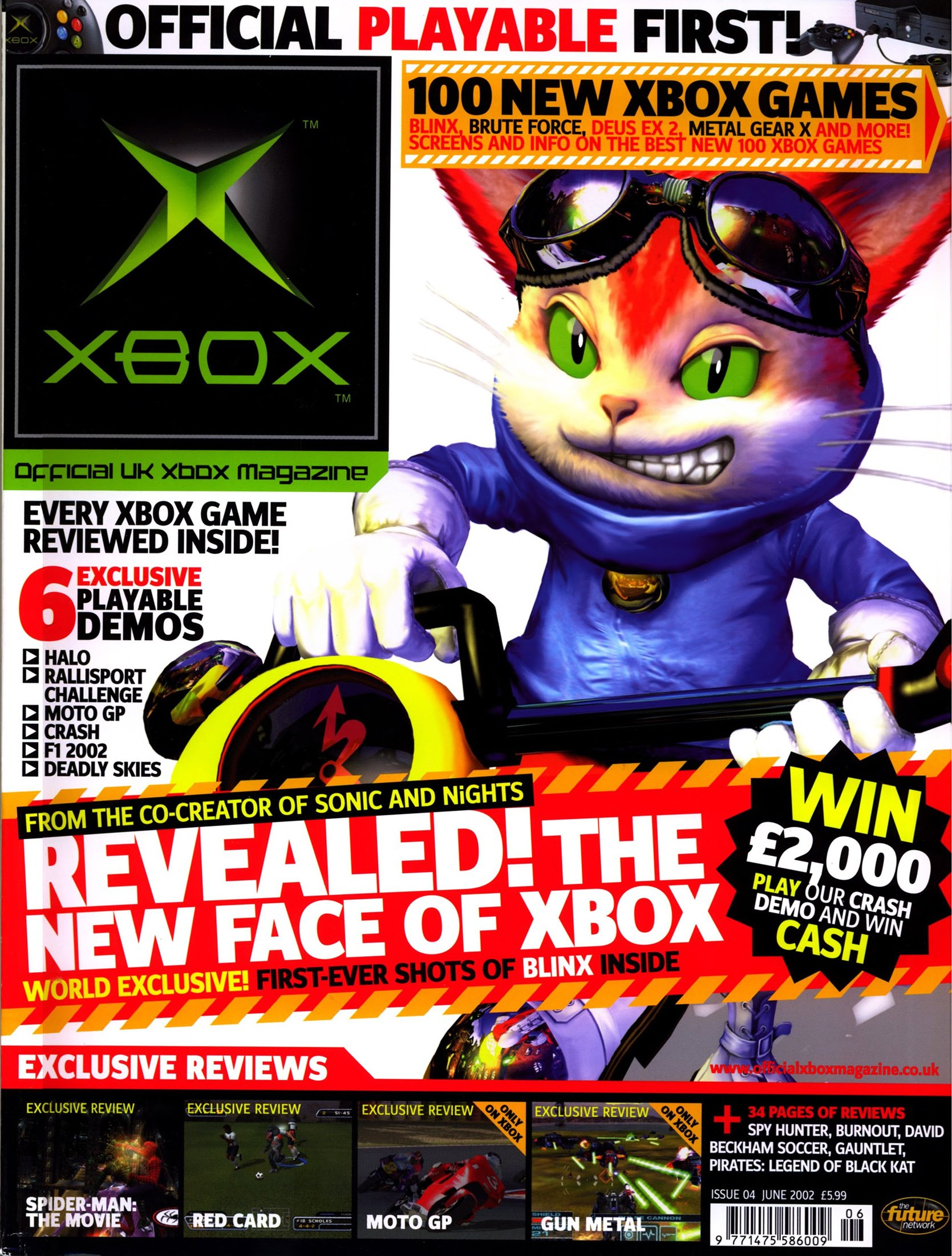 Official UK Xbox Magazine Issue 04 - June 2002
