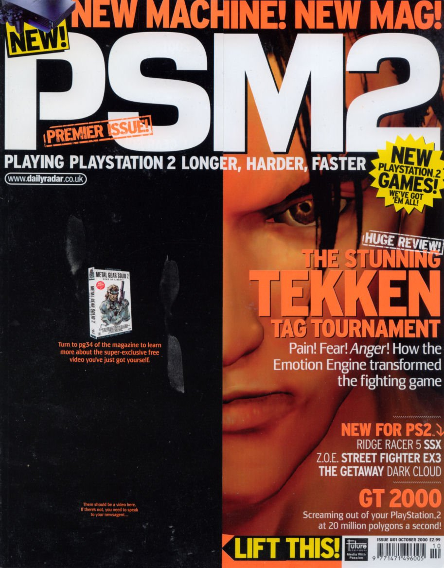 PSM2 Issue 01 (October 2000)
