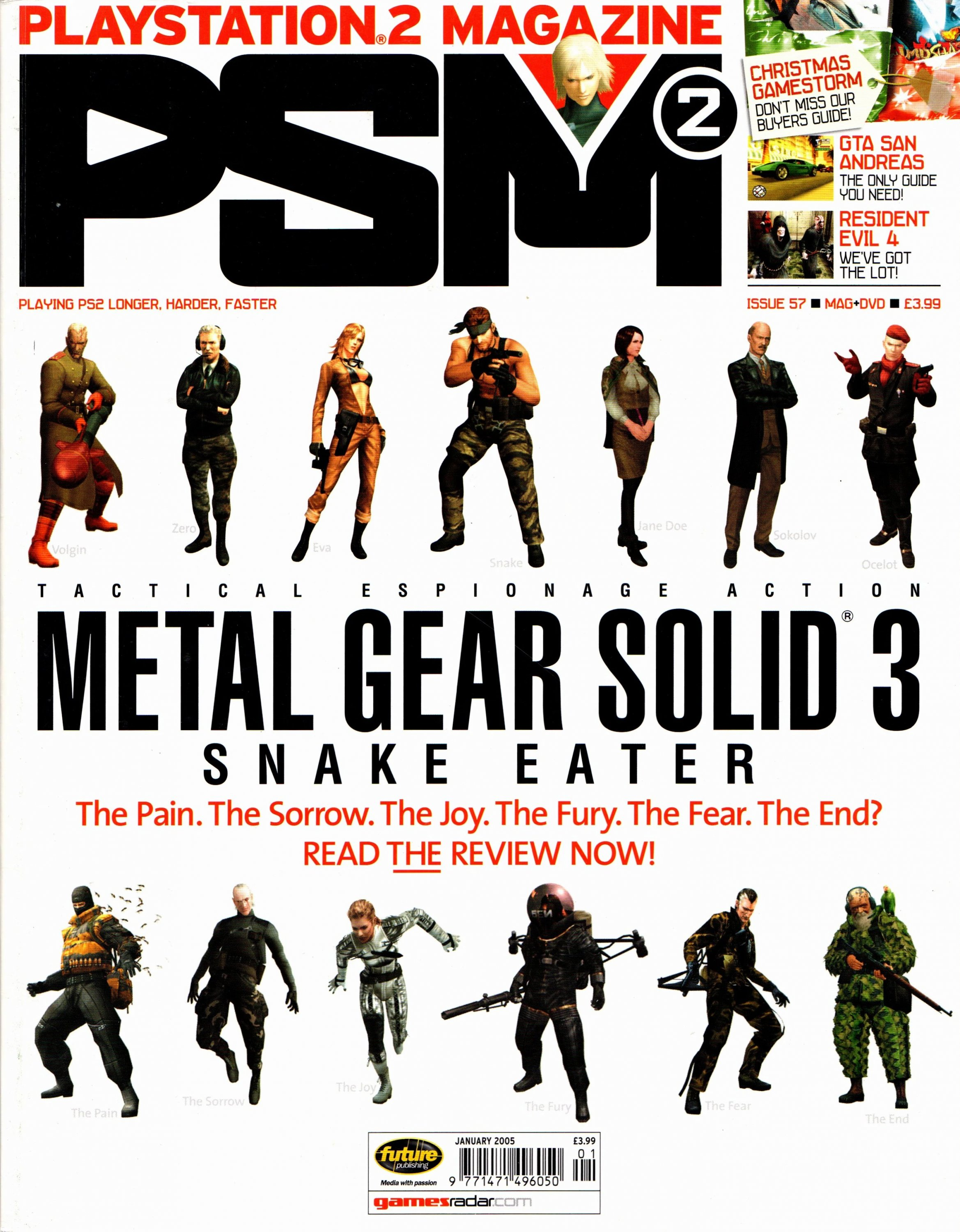PSM2 Issue 57 (January 2005)