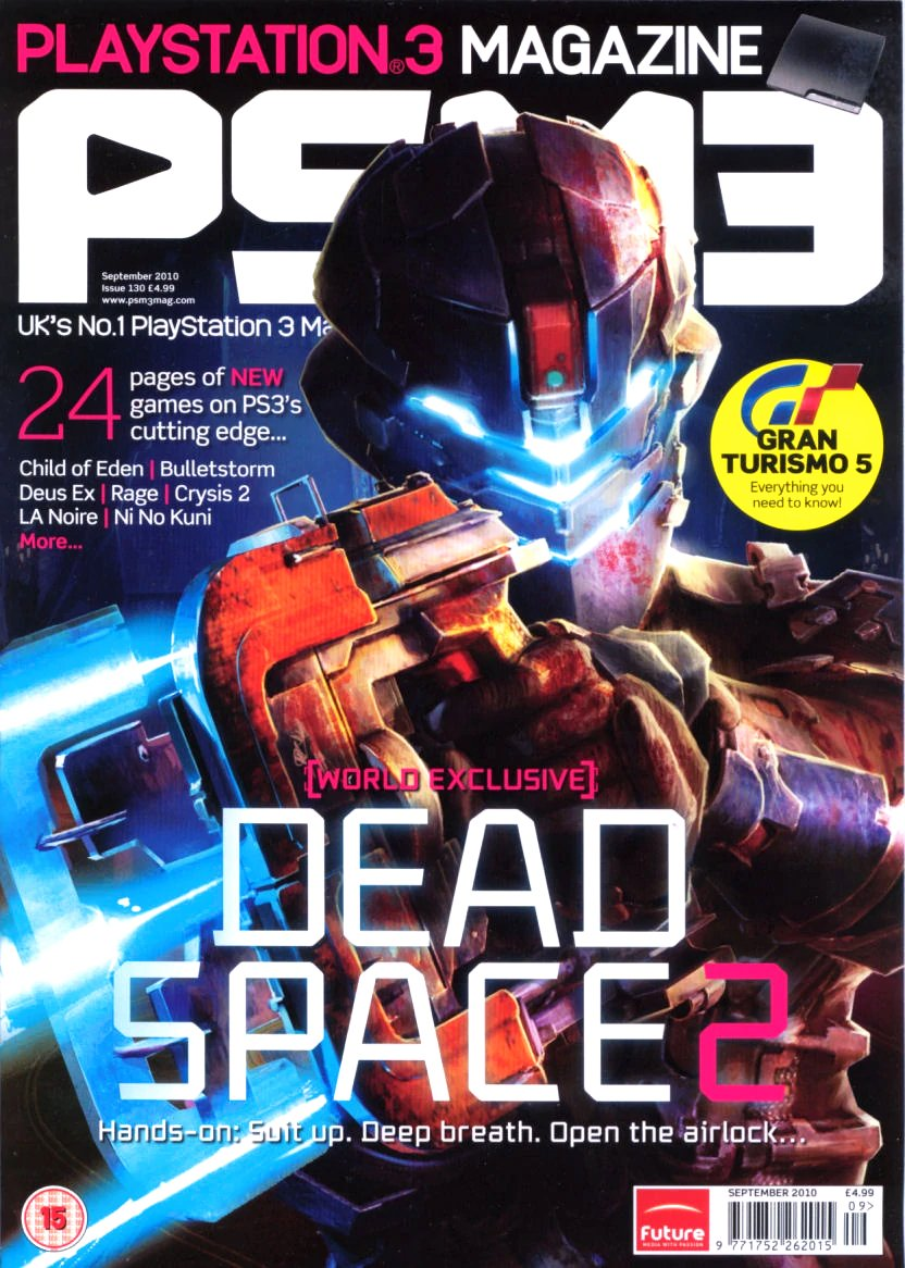 PSM3 Issue 130 (September 2010)