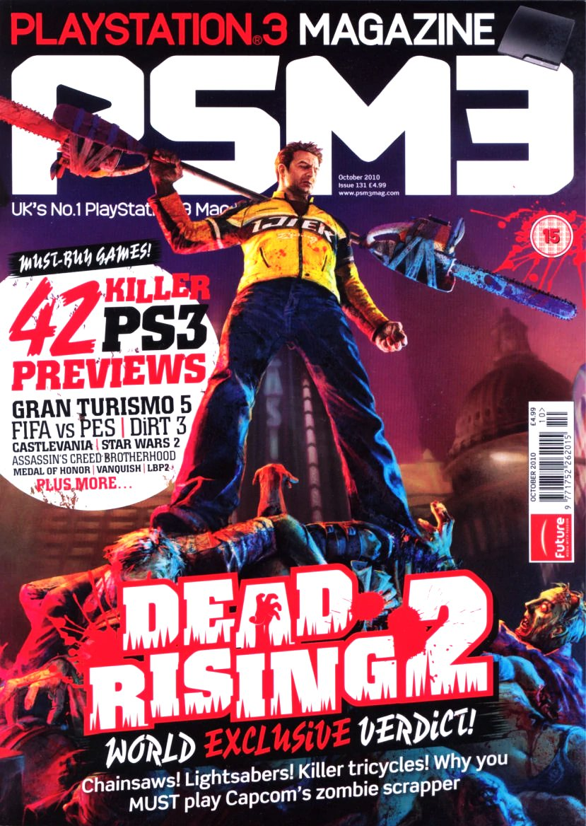 PSM3 Issue 131 (October 2010)