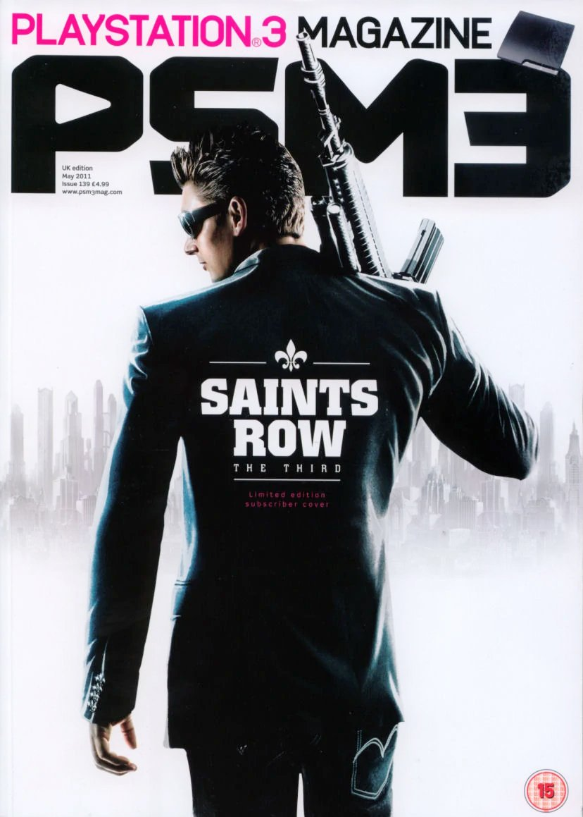 PSM3 Issue 139 (May 2011)