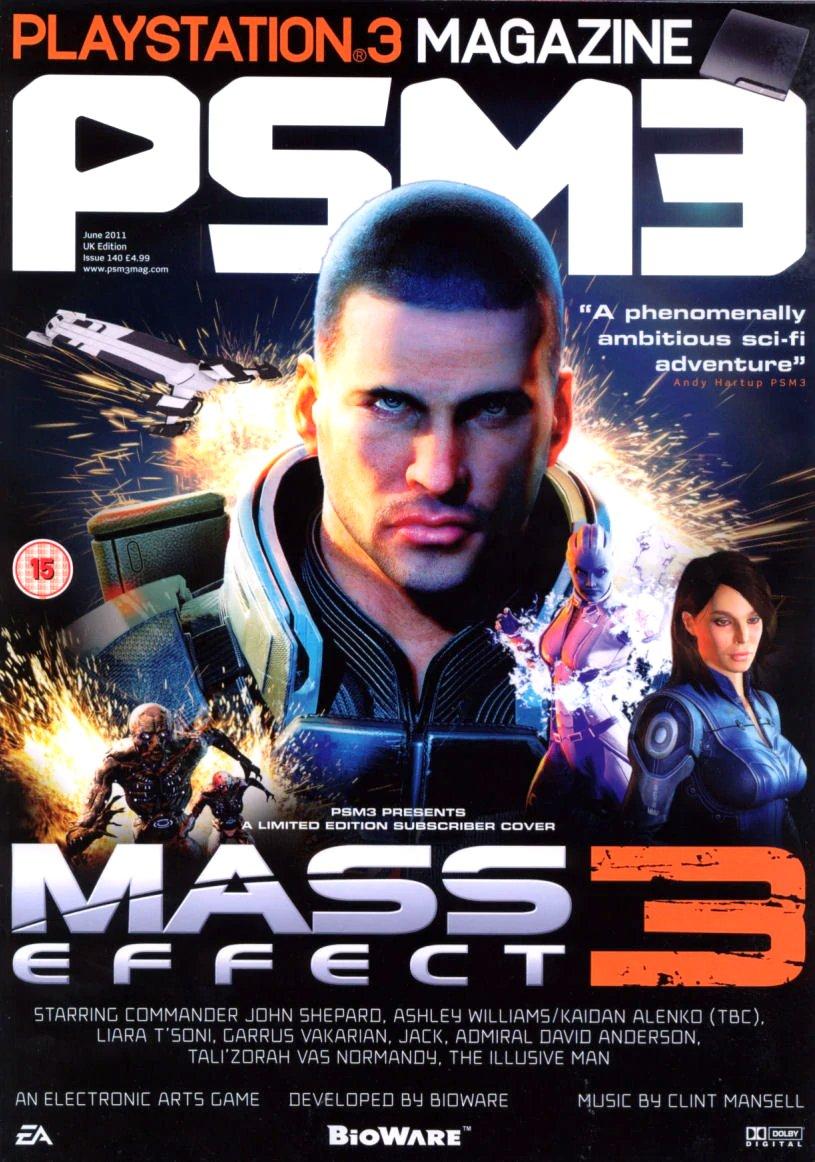 PSM3 Issue 140 (June 2011)