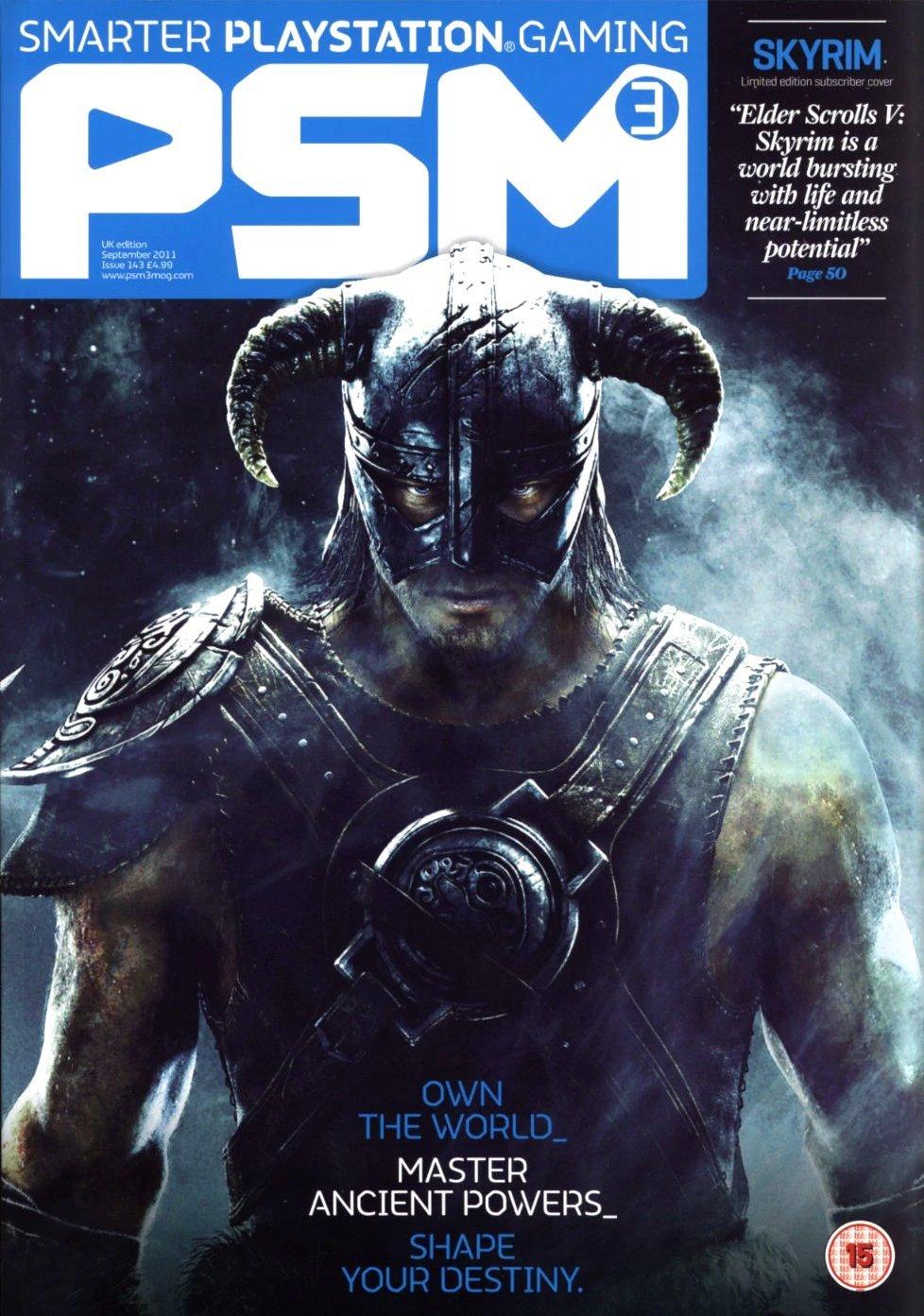PSM3 Issue 143 (September 2011)