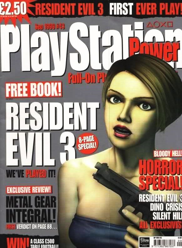 PlayStation Power Issue 43 (September 1999)