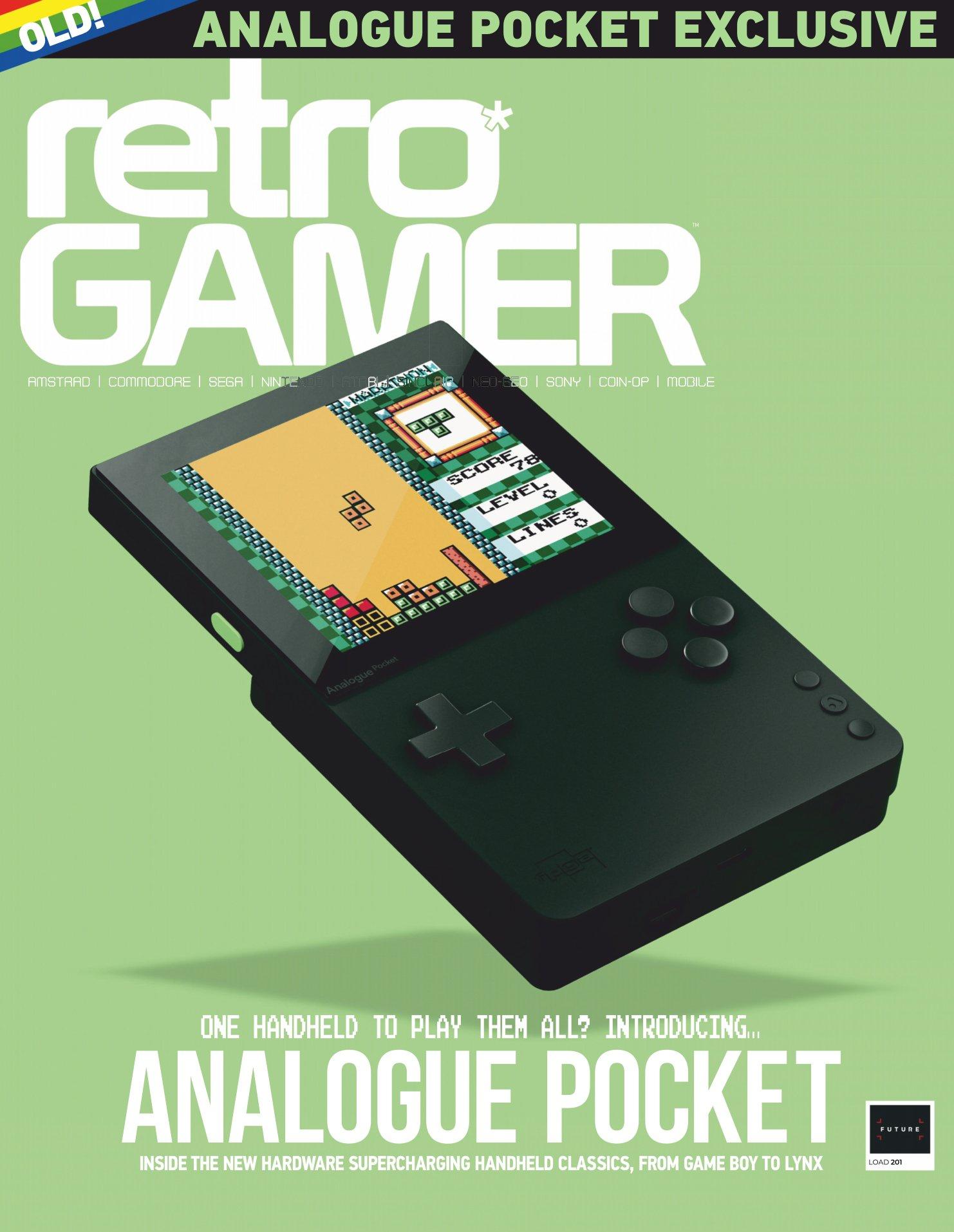 Retro Gamer Issue 201 (January 2020)