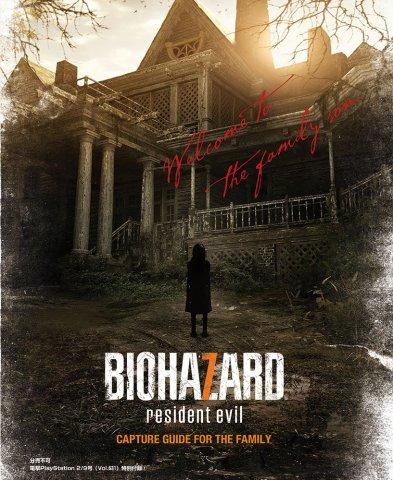 Biohazard 7: Resident Evil - Capture Guide For the Family (Vol.631 supplement) (February 9, 2017)