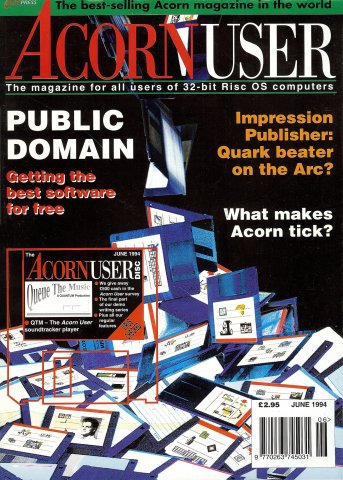 Acorn User 143 (June 1994)