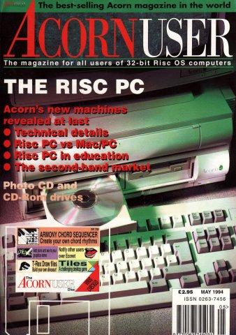 Acorn User 142 (May 1994)
