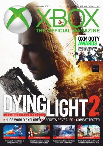 XBOX The Official Magazine Issue 185 (January 2020)