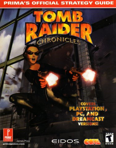 Tomb Raider Chronicles Official Strategy Guide
