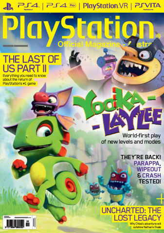 PlayStation Official Magazine Issue 131 (March 2017)
