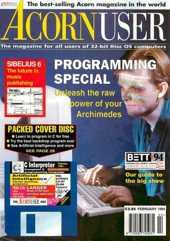 Acorn User 139 (February 1994)